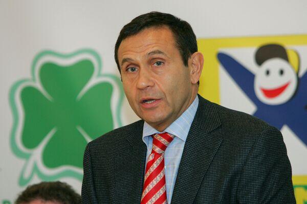 Вице-президент Международной федерации плавания (FINA) Тамаш Дьярфаш