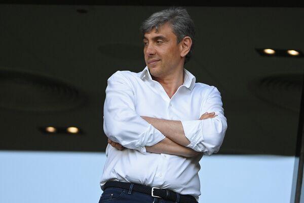 Президент ФК Краснодар Сергей Галицкий