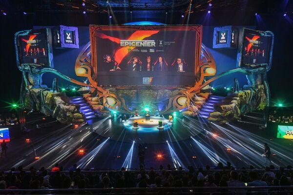 Киберспортивный турнир EPICENTER XL