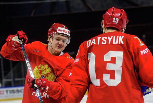 Хоккей. Чемпионат мира. Матч Белоруссия - Россия