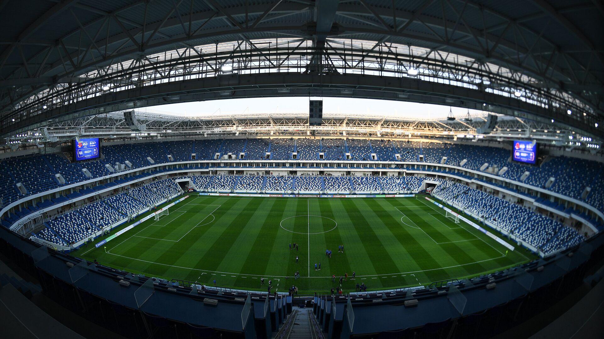 Футбол. Первый официальный матч на Стадионе Калининград - РИА Новости, 1920, 02.05.2021