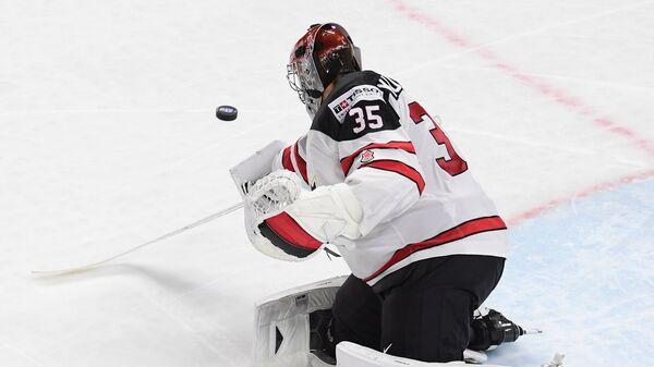 Голкипер сборной Канады Дарси Кемпер
