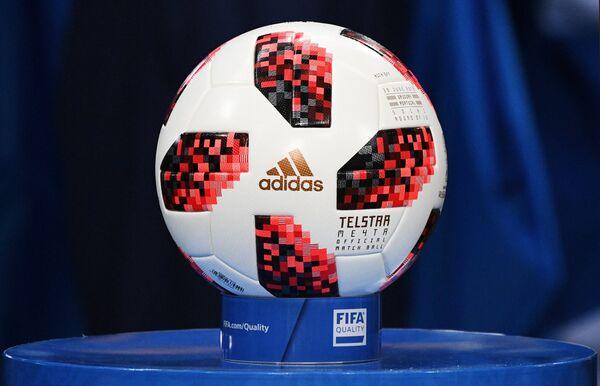 Официальный мяч для игр плей-офф чемпионата мира по футболу 2018 Telstar Мечта