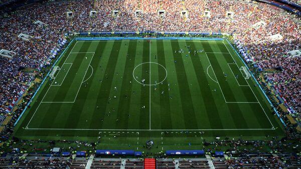 Матч Франция - Хорватия