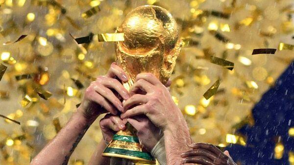 Футболист сборной Франции продал золотую медаль чемпионата мира 2018 года