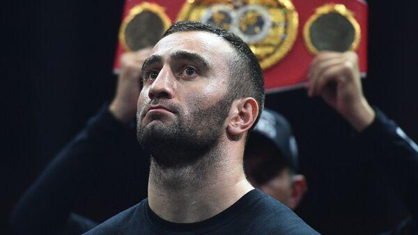 Боксер Мурат Гассиев