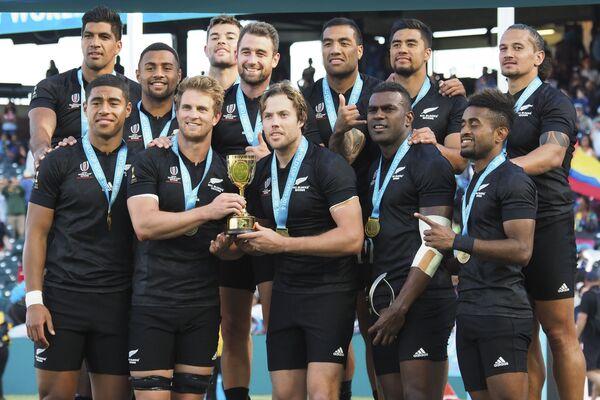 Мужская сборная Новой Зеландии по регби-7