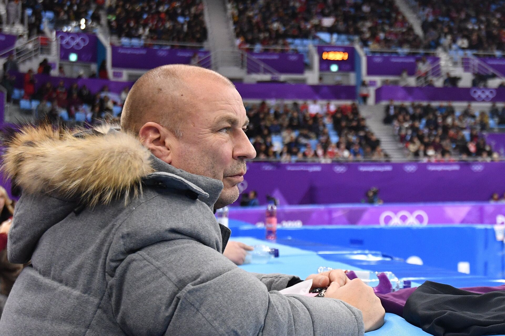 Российский тренер Александр Жулин - РИА Новости, 1920, 08.02.2021