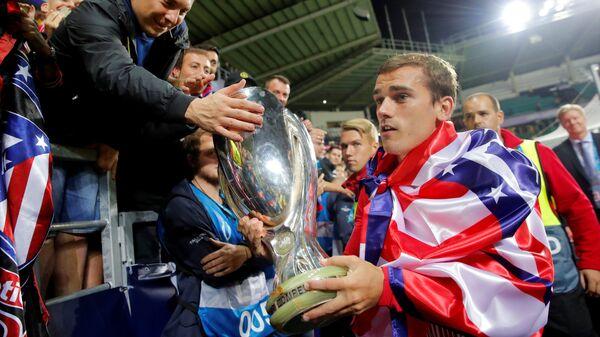 """Руководство """"Атлетико"""" подтвердило, что Гризманн перейдет в """"Барселону"""""""