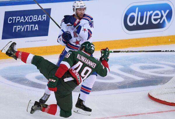 Хоккей. КХЛ. Матч Ак Барс - СКА