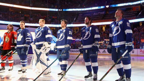 Матч всех звезд НХЛ-2018
