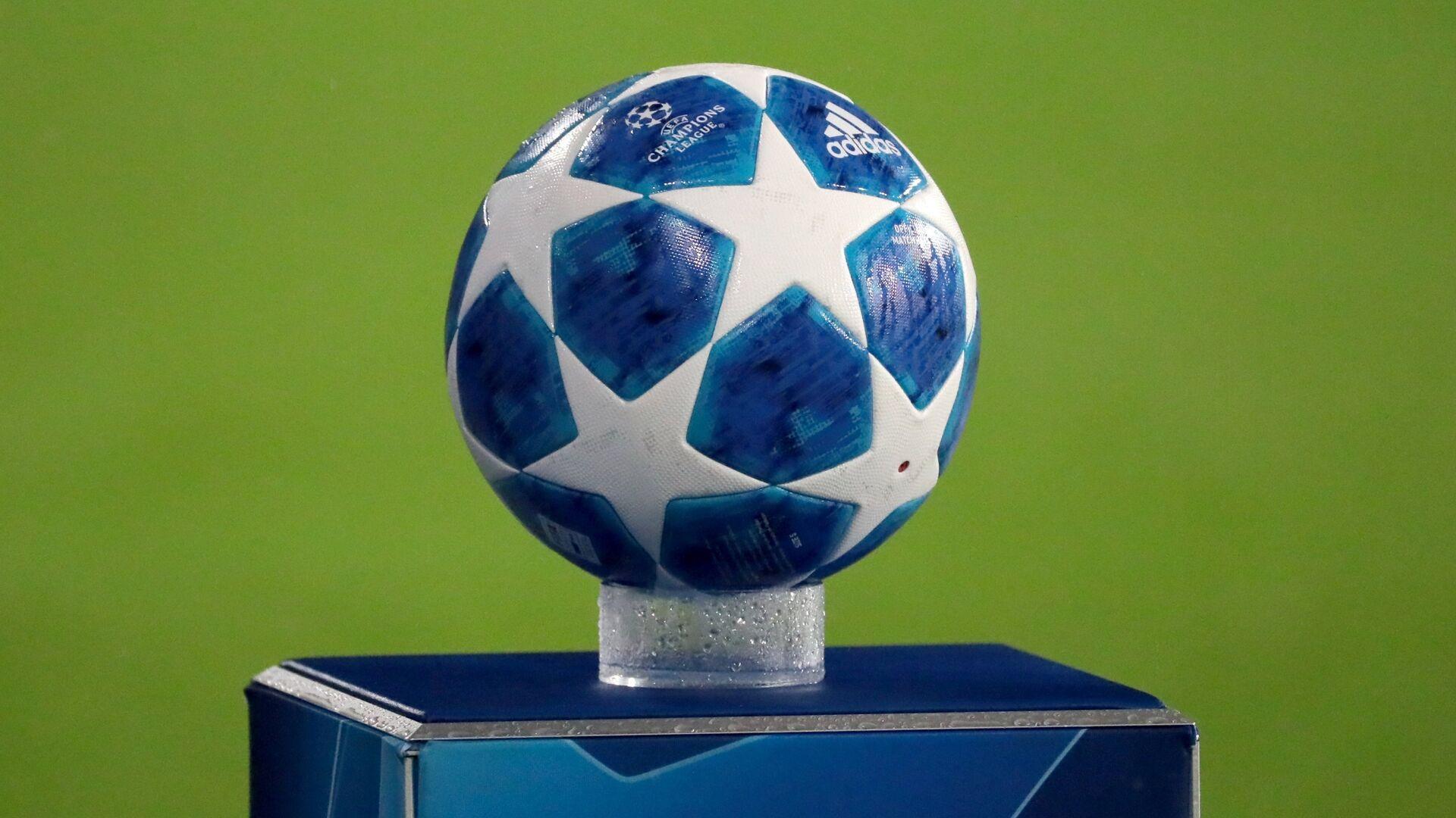 Официальный мяч Лиги чемпионов - РИА Новости, 1920, 31.03.2021