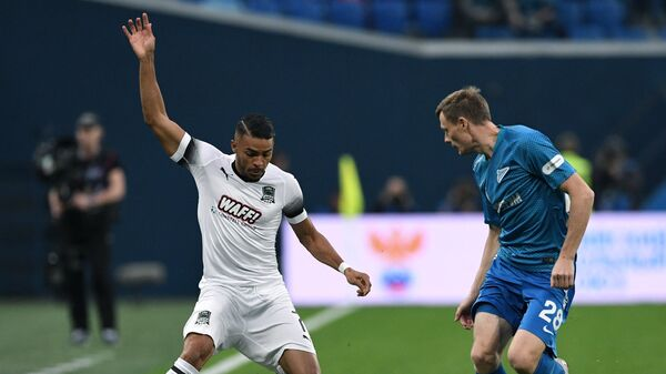 Защитник «Зенита» Чернов покинул команду иотправился напросмотр в«Урал»