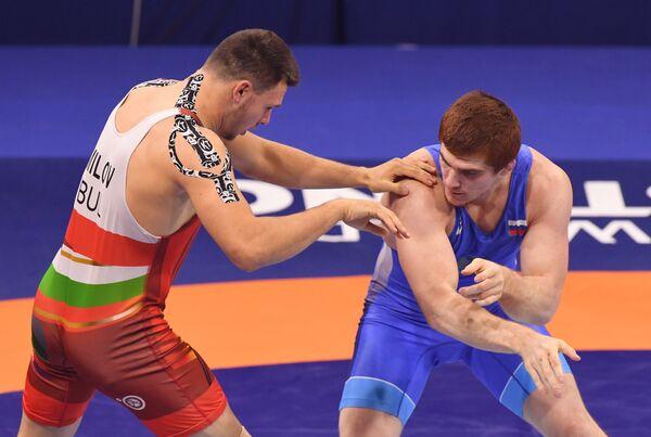 Муса Евлоев (справа) и Кирил Милов