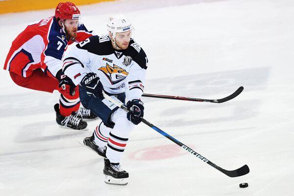 Владислав Калетник (на первом плане)