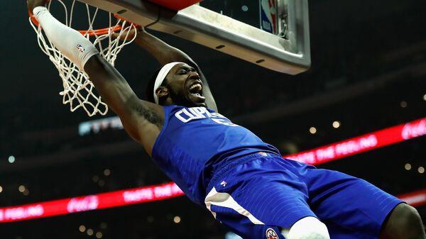"""Игрок """"Клипперс"""" Харрелл покинул кампус НБА по семейным обстоятельствам"""