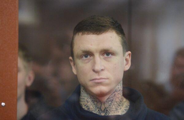 Павел Мамаев на заседании суда