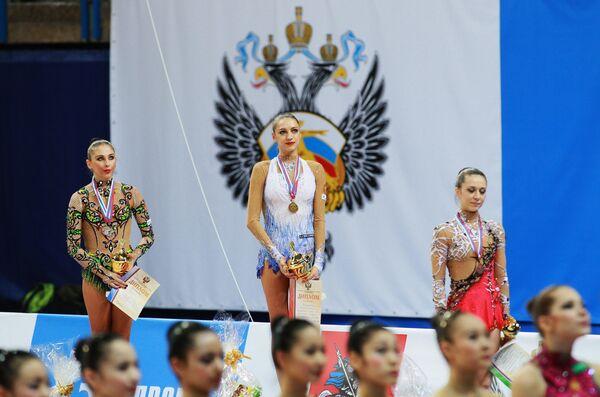 Дарья Кондакова, Евгения Канаева и Нето Ривкин