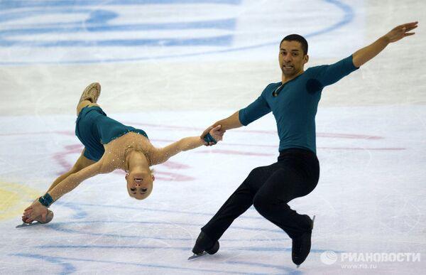 Алена Савченко и Роберт Шелковы