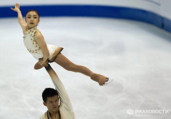 Наруми Такахаси и Мервин Тран