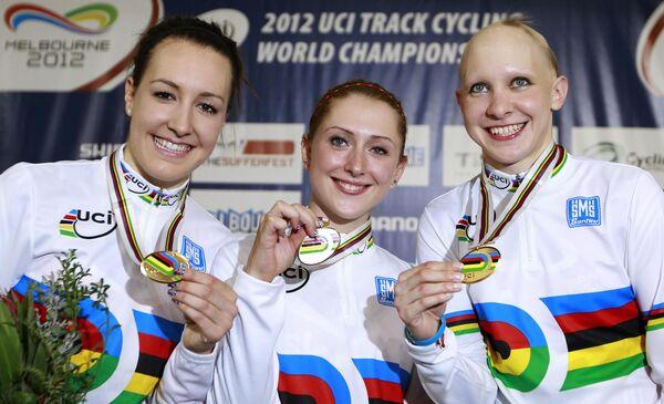 Женская сборная Великобритании по велотреку
