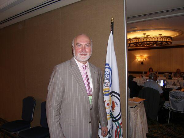 Вице-президент Европейского олимпийского комитета Александр Козловский