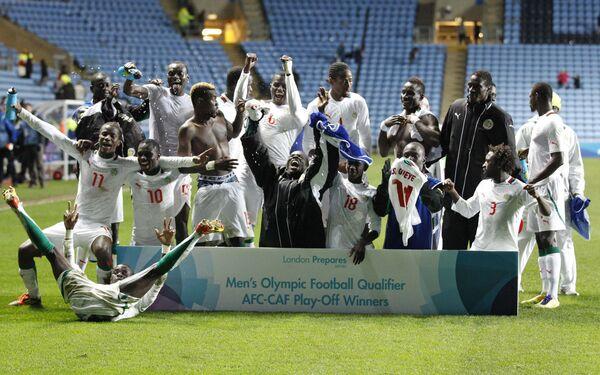 Олимпийская сборная Сенегала по футболу