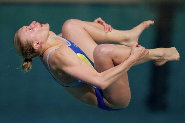 Прыжки в воду. ЧЕ-2012. Женщины. Трамплин 3 м