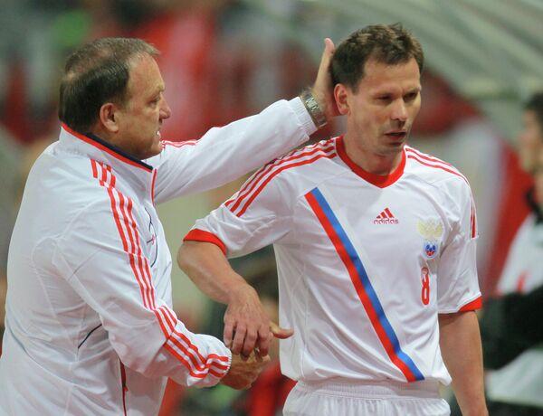 Константин Зырянов и Дик Адвокат