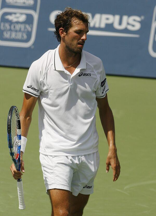 Французский теннисист Жюльен Беннето