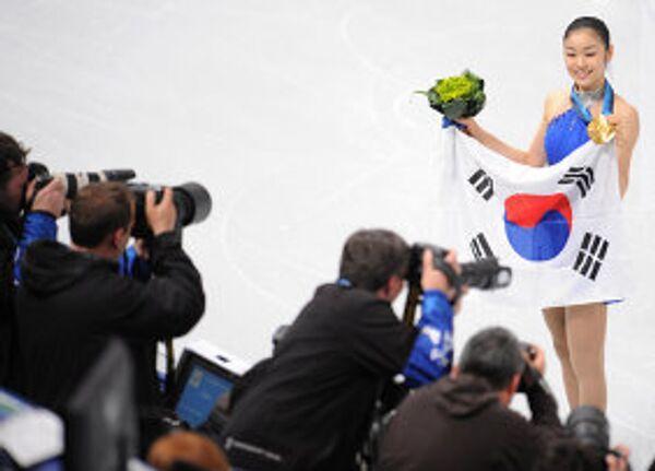 Олимпиада 2010. Фигурное катание. Женщины. Произвольная программа