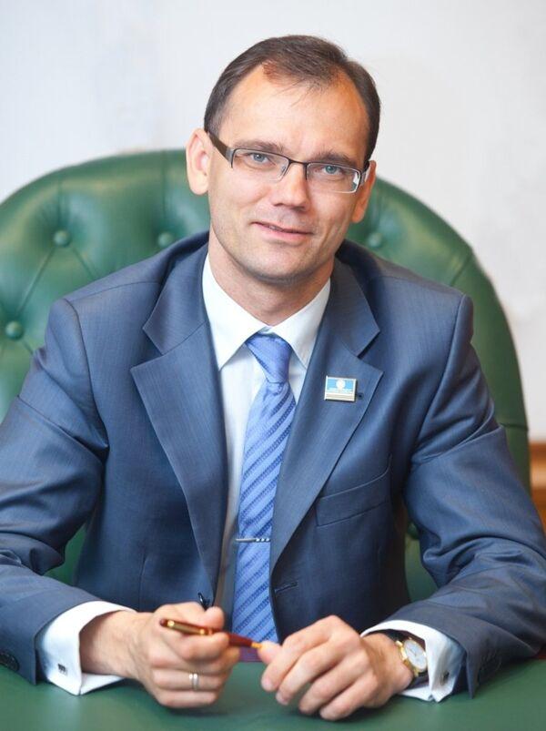 Вице-президент Якутии Дмитрий Глушко