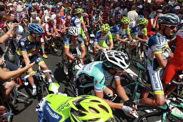 Тур де Франс - 2012