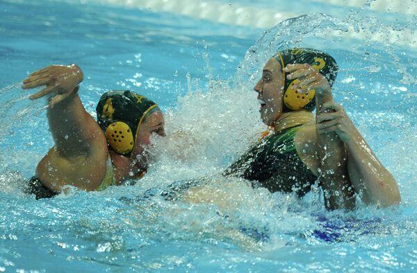 Ватерполистки сборной Австралии
