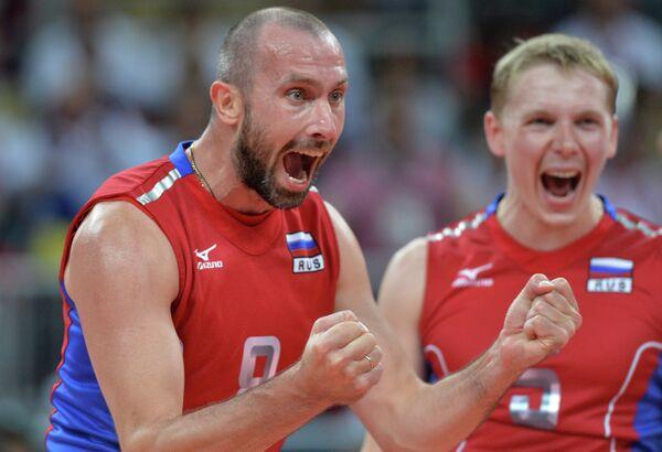 Сергей Тетюхин и Сергей Гранкин (слева направо)