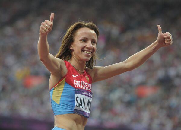 ОИ - 2012. Легкая атлетика. Девятый день. Вечерняя сессия