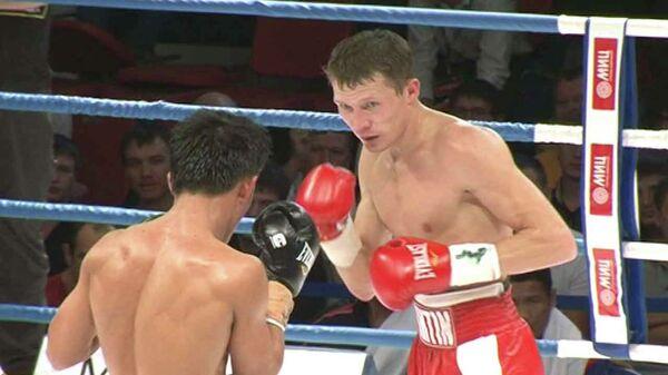 Самые яркие моменты боя Бахтина с Гаской за чемпионский титул IBO