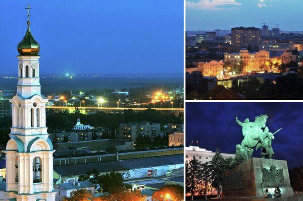 Виды Ростова-на-Дону
