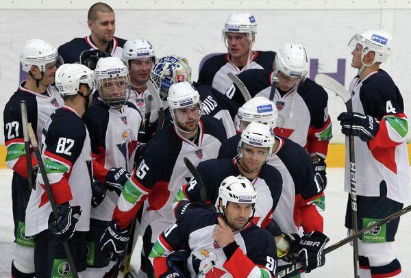 Хоккеисты Слована