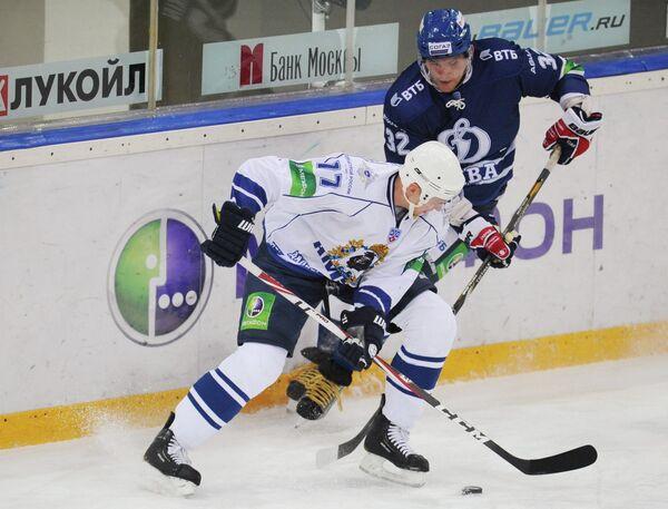 Ильшат Билалов (слева)