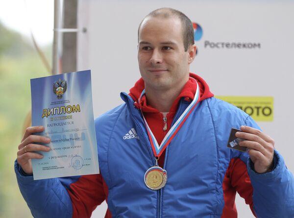Александр Мутовин