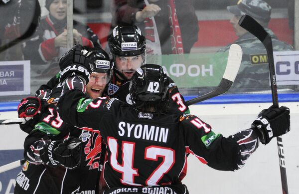 Хоккеисты Авангарда (Омская область)
