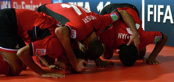 Сборная Египта по мини-футболу