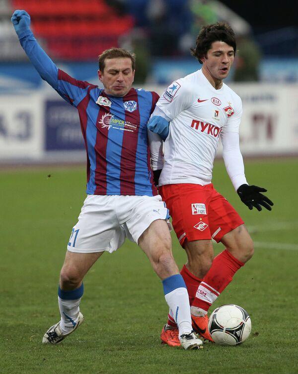 Руслан Аджинджал и Игорь Горбатенко (слева направо)