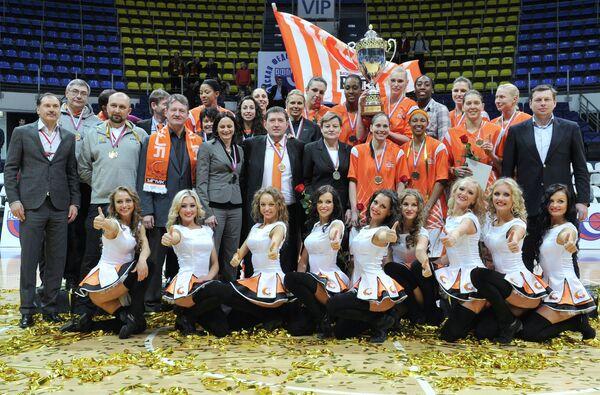 Баскетбольный клуб УГМК