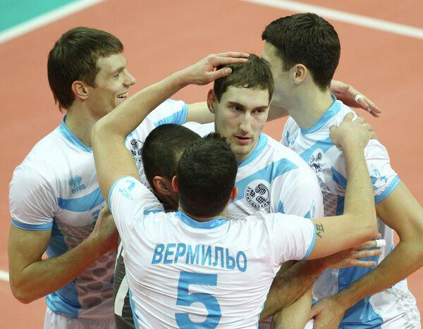 Игроки ВК Зенит