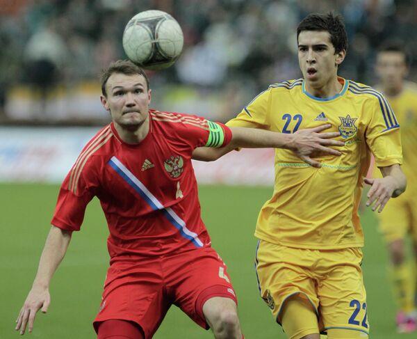 Алексей Никитин (слева) и Юрий Яковенко