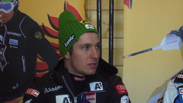 Эту шапку знают все – победитель этапа КМ по горнолыжному спорту о своем талисмане