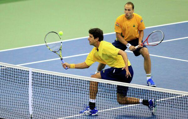 Бразильские теннисисты
