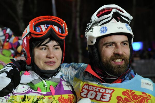 Екатерина Тудегешева и Станислав Детков